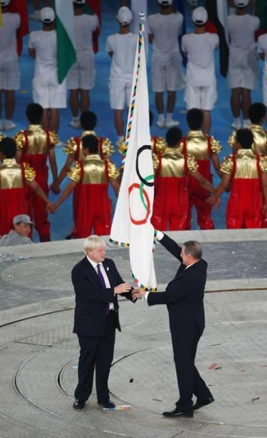 Flag Transfer: China to UK