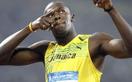 Usain Bolt aiming even higher?