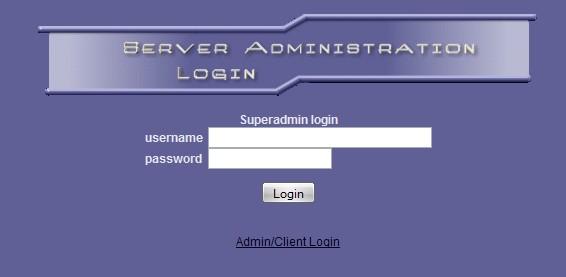 TS Server Login